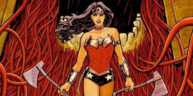 Wonder Woman Chiang 2
