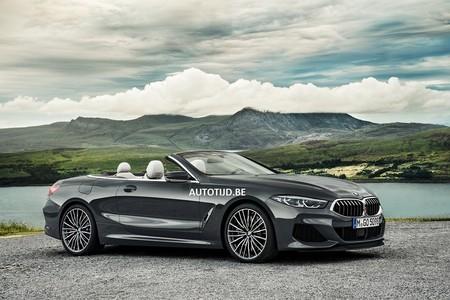¡Filtrado! 27 fotos desnudan antes de tiempo al BMW Serie 8 Convertible