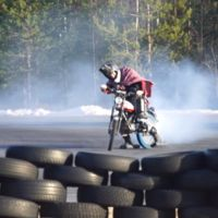 Tigerman Drifting extremo