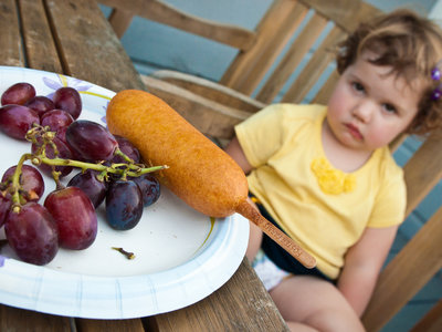¿Tu hijo es exigente al comer? Es probable que no sea su culpa