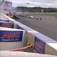Robert Wickens, el piloto del brutal accidente en la Indy, lucha desde el hospital para recuperarse