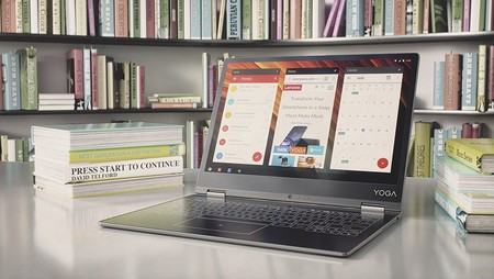 Lenovo hace crecer a su Yoga Book para crear una versión más económica