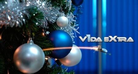 ¡El equipo de VidaExtra os desea unas felices fiestas!