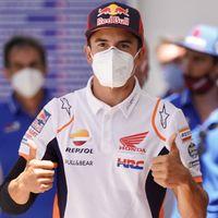 Este vídeo muestra cómo fueron las pruebas médicas que pasó Marc Márquez para recibir el apto de MotoGP