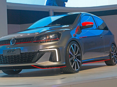 Volkswagen Gol GT Concept, un low cost que se volvió objeto de deseo
