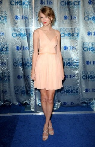 Peoples Choice Awards 2011: Taylor Swift