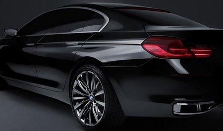 El BMW Concept Gran Coupé podría pasar a producción