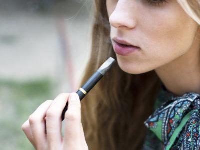 Los cigarrillos electrónicos pueden perjudicar las vías respiratorias