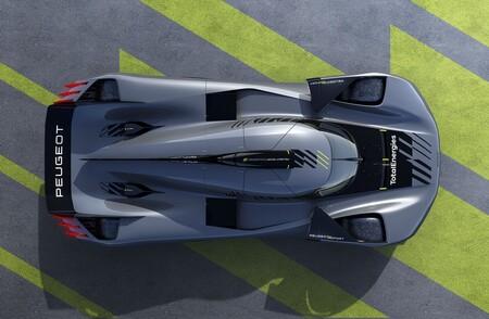 Peugeot 9x8 Le Mans 2022