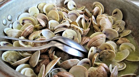 Steamed Clams 603110 1280