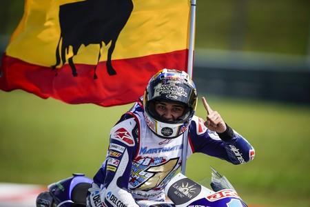 Jorge Martin Campeon Del Mundo 2