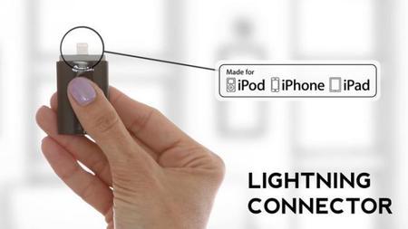 iStick, así es la primer memoria flash con conector Lightning