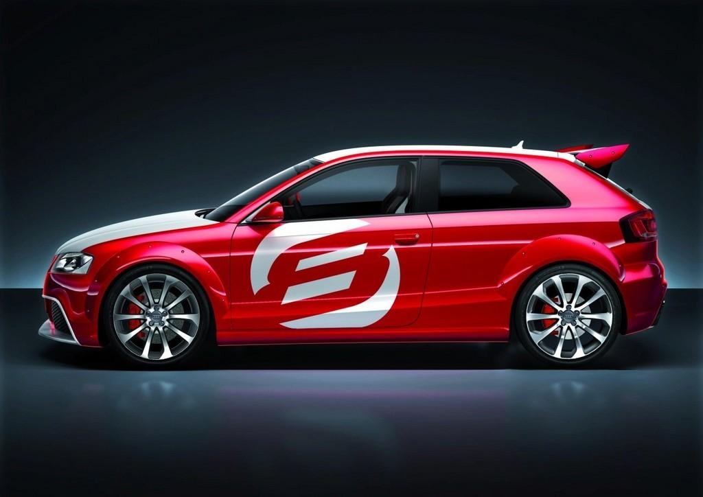 Audi A3 Tdi Clubsport Quattro Concept 4 8