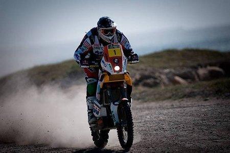 Dakar 2012: Santa Rosa de la Pampa - San Rafael, etapa 2