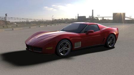 Chevrolet Corvette C3R