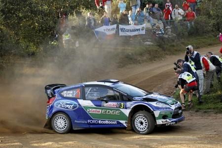 Rally de Cerdeña 2012: Jari-Matti Latvala marca el mejor tiempo en la calificación