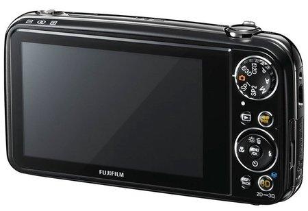 Fujifilm FinePix Real 3D W3 back