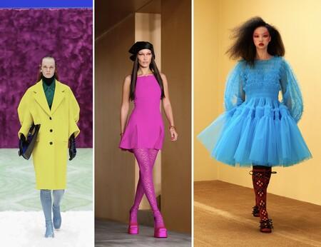 Tendencias Aw 2021 Colores Vivos