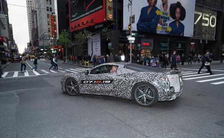 Corvette 2020 Prototipo