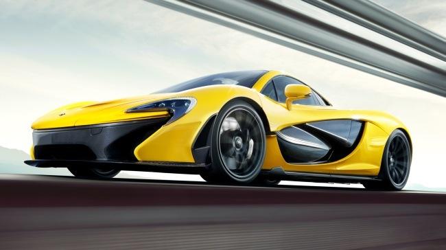 McLaren P1 versión definitiva