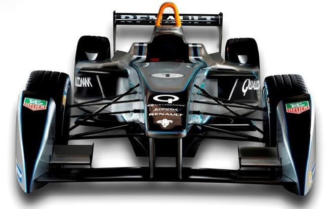 Monoplaza de Fórmula E Spark-Renault 2013 01