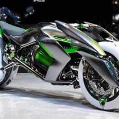 Foto 6 de 7 de la galería kawasaki-j-three-wheeler-ev en Motorpasión