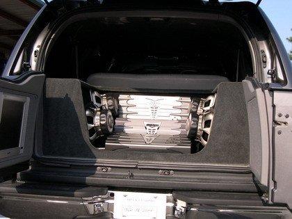 Ford F650 XUV