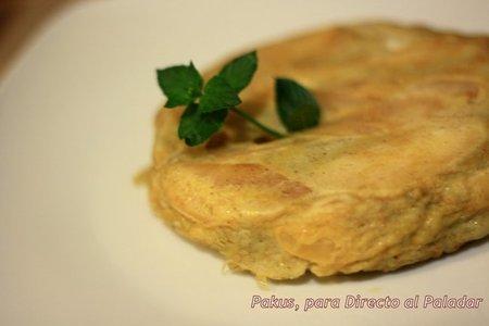Receta de tortilla de manzana