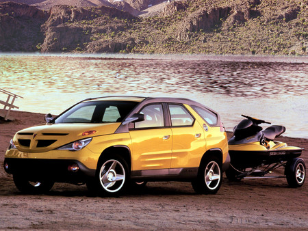 Pontiac Aztek Concept 4