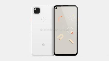 Google Pixel 4a 5k Render 1