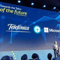 Telefónica y Microsoft aliadas para transformar las redes y el hogar inteligente