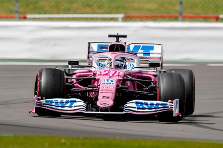 Hulkenberg 70 Aniversario F1 2020