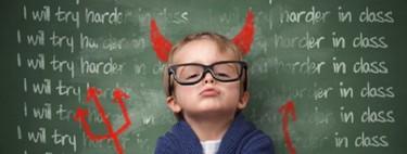 Cuidado con el lenguaje que usas delante de los niños