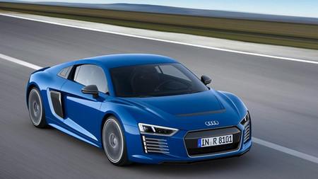 El SUV e-tron de Audi, ¿en camino?