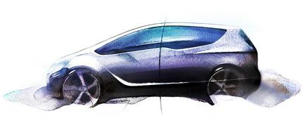 Opel Concepto Meriva, debut en Ginebra