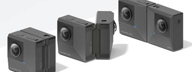 Insta360 EVO 3D/2D: una cámara de acción 360 que permite capturar imágenes estereoscópicas