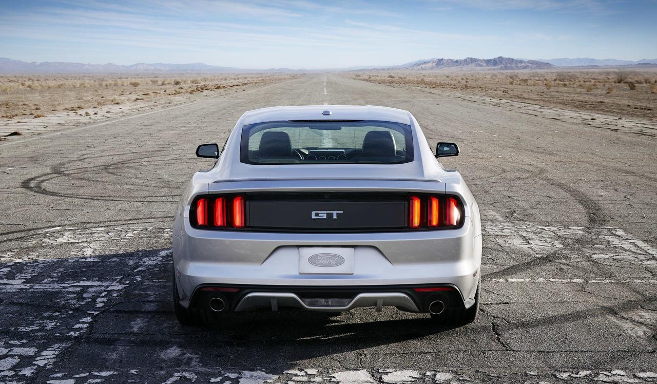 Foto de Ford Mustang 2014 (39/49)