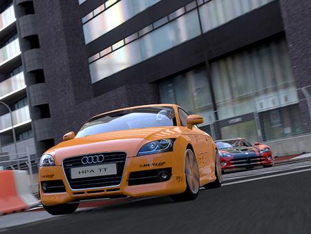 'Gran Turismo 5' tendrá cambios de clima, carreras nocturnas y otras virguerías