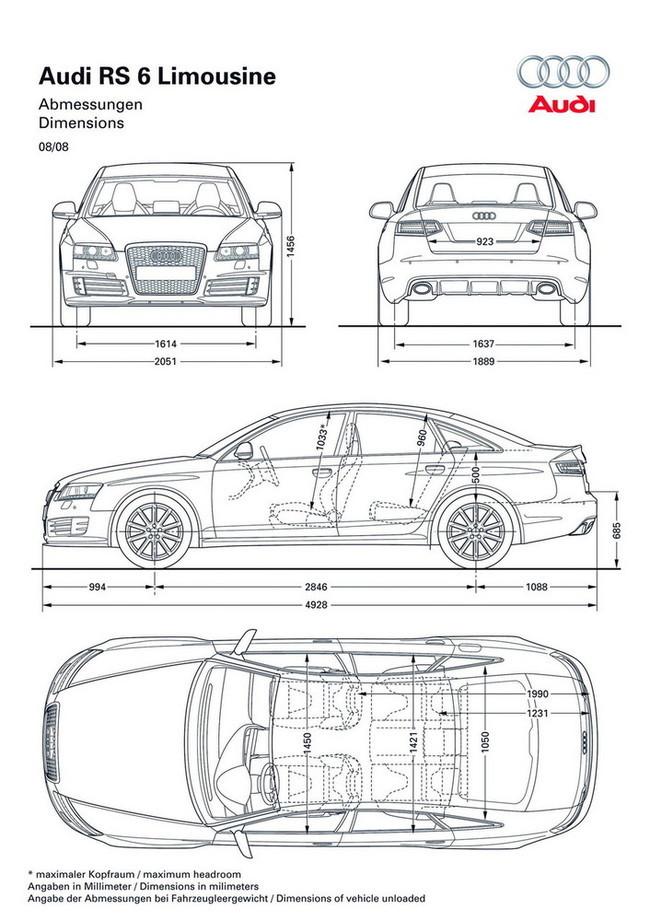 Audi Rs6 Sed 225 N 12 12