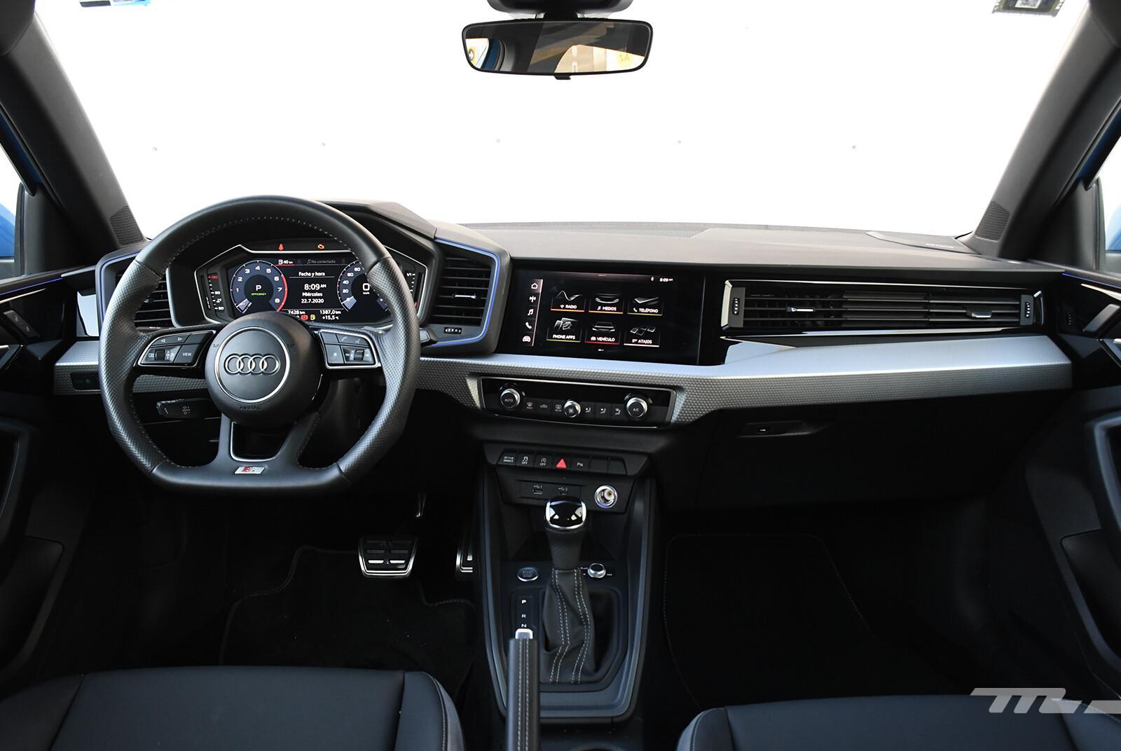 Foto de Audi A1 S-Line (prueba) (18/30)