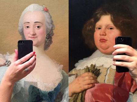 Selfies Cuadros