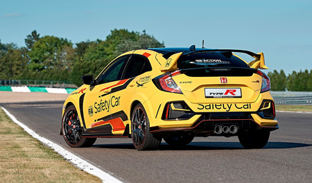 Honda Civic Type R Limited Edition Safety Car WTCR 2020