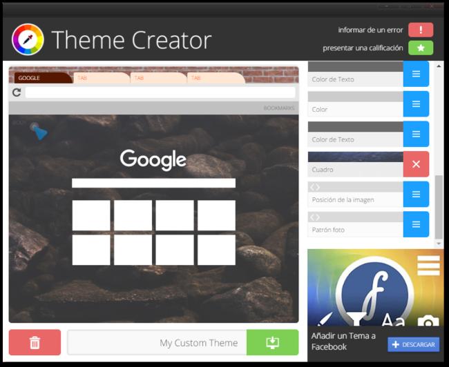 theme creator