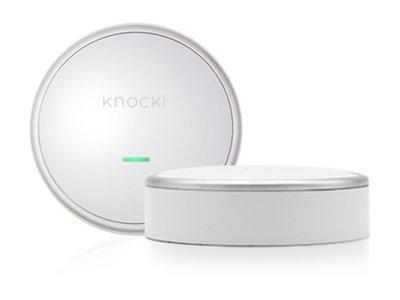 Knocki, el dispositivo que hace táctil cualquier superficie, arrasa en KickStarter