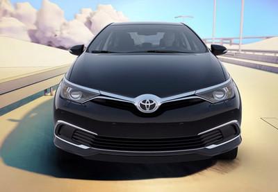 Éste podría ser el nuevo Toyota Corolla Hybrid