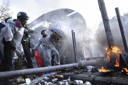 Pocas esperanzas para la revolución de Hong Kong: la historia de otras protestas apaga sus posibilidades