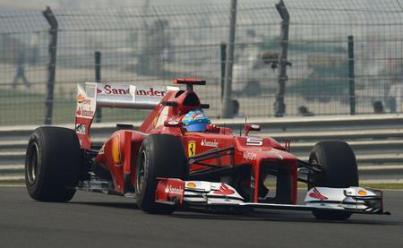 Fernando Alonso saldrá desde una quinta posición que sabe a poco