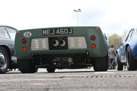Espíritu de Montjuïc, Ford GT40