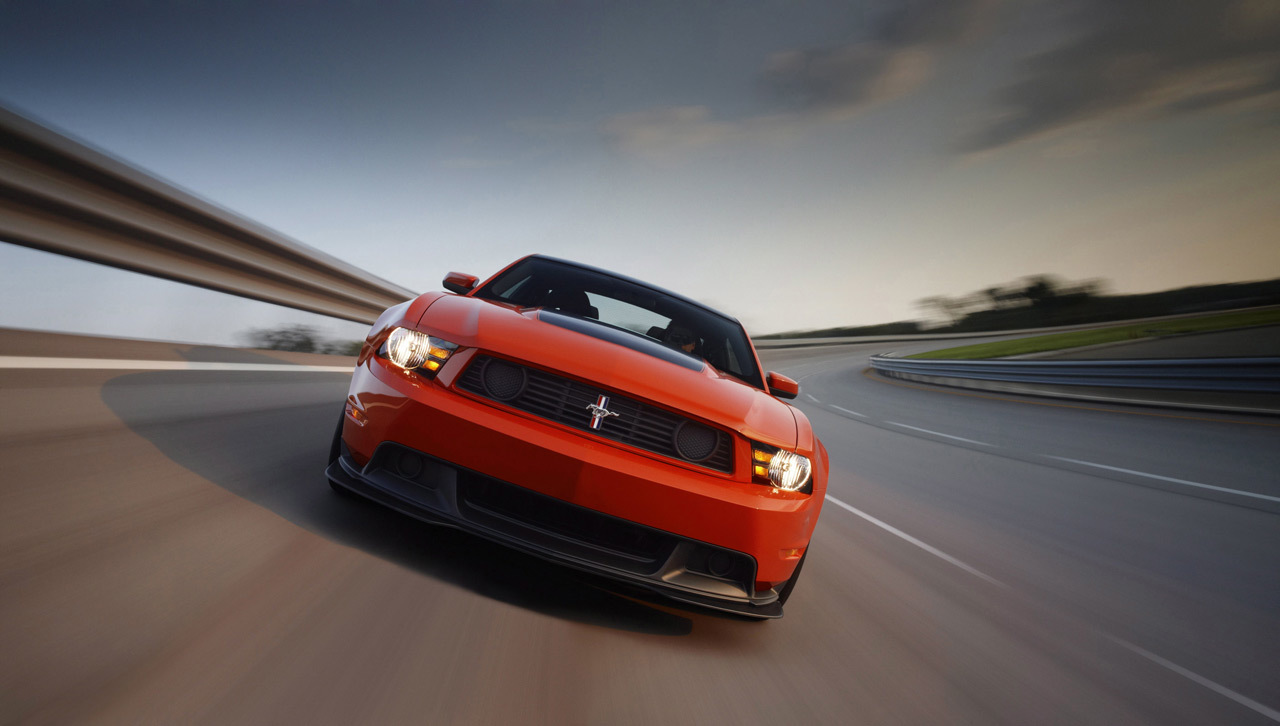 Foto de 2012 Ford Mustang Boss 302 (10/38)