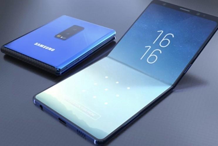 Samsung prepara un nuevo smartphone plegable con pantalla de 6,7 pulgadas que al plegarse sería un pequeño cuadrado